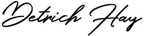 Detrich Hay